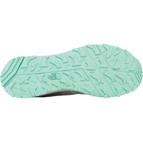 The North Face Litewave Fastpack II Shoes Women meld grey/surf green